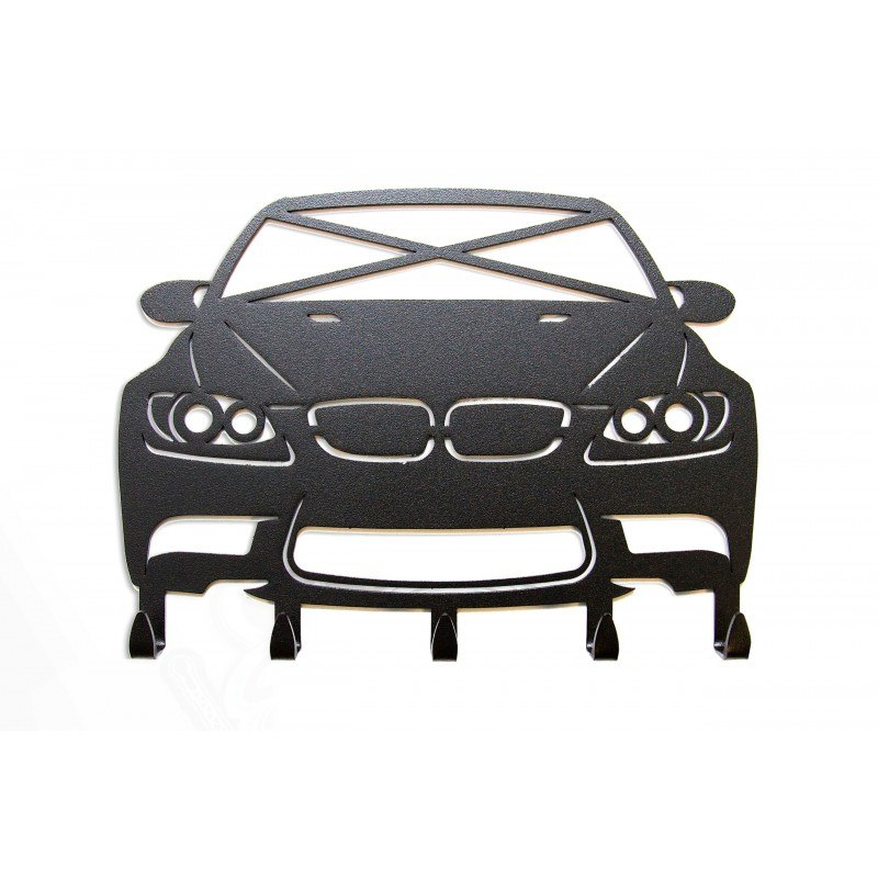 Wieszak na klucze BMW E90 E91 E92 E93 ekstra prezent drift - GRUBYGARAGE - Sklep Tuningowy